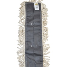 "5"" x 24"" Disposable Looped Dust Mop"