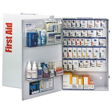 First Aid Only™ ANSI 2015 SmartCompliance First Aid Station for 200 People, 743 Pieces