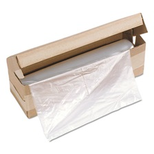 HSM of America Shredder Bags, 34 gal Capacity, 1/RL