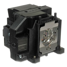 Epson® Replacement Projector Lamp for PowerLite S27/X27/W29/97H/98H/99WH/955WH/965H