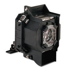 Epson® ELPLP33 Replacement Projector Lamp for MovieMate 25/30s, PowerLite Home 20/S3