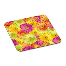 "3M™ Mouse Pad with Precise Mousing Surface, 9"" x 8"" x 1/8"", Daisy Design"