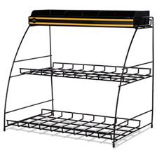 "Green Mountain Wire Rack K-Cup Organizer, 18 3/10"" x 12 1/2"" x 17 1/2"", 1/BX"