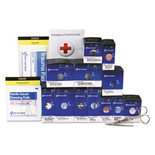 First Aid Only™ Medium Metal SmartCompliance Refill Pack for 25 People, 94 Pieces