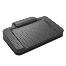 Philips® Transcription Kit Foot Pedals, 4 Button Pedal