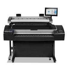 HP DesignJet HD Pro MFP with Encrypted Hard Disk ePrinter