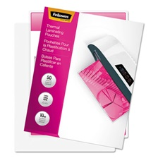 Fellowes® Laminating Pouches, 10mil, 11 1/2 x 9, 50/Pack