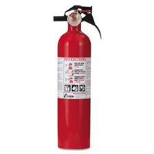Kidde Full Home Fire Extinguisher, 2.5lb, 1-A, 10-B:C