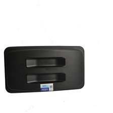 23 Gal. Rectangular Garbage Can Lid