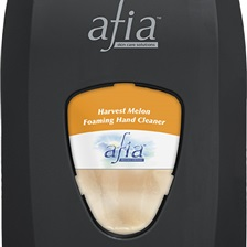 Afia HAND SOAP DISPENSER, BLACK, MANUAL  1000 ml