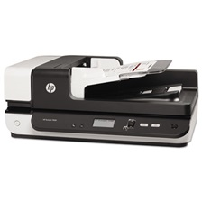 HP Scanjet Enterprise 7500 Flatbed Scanner, 600 x 600 dpi