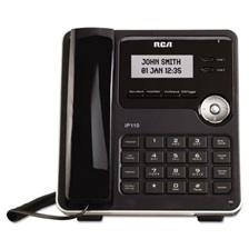 RCA® IP110S ViSYS Business Class VoIP Corded Two-Line Phone System and Service
