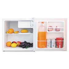 Alera® 1.6 Cu. Ft. Refrigerator with Chiller Compartment, White