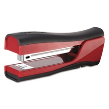 Bostitch® Dynamo Stapler, 20-Sheet Capacity, Red