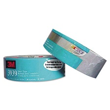 3M™ 3939 Silver Duct Tape, 2in x 60yd