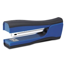 Bostitch® Dynamo Stapler, 20-Sheet Capacity, Blue