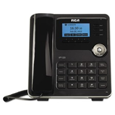 RCA® IP120S ViSYS Business Class VoIP Corded Three-Line Phone System and Service