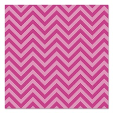 "Pacon® Fadeless Designs Bulletin Board Paper, Chic Chevron Pink, 48"" x 50 ft."