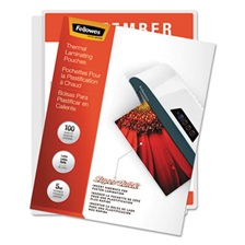 Fellowes® Laminating Pouches, 5mil, 11 x 9, 100/Pack