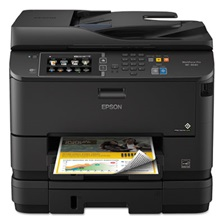 Epson® WorkForce 4640 Wireless All-in-One Inkjet Printer, Copy/Fax/Print/Scan