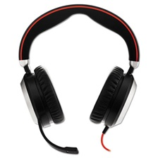Jabra EVOLVE 80 UC Binaural Over-the-Head Headset