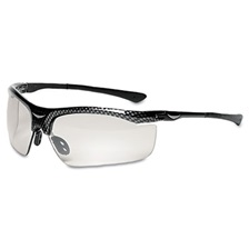 3M™ SmartLens Safety Glasses, Photochromatic Lens, Clear Frame