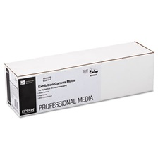 "Epson® Exhibition Canvas Matte, 13"" x 20 ft. Roll"