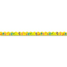 "TREND® Terrific Trimmers Bright Border, 2 1/4"" x 39"" Panels, Helping Hands, 12/Set"