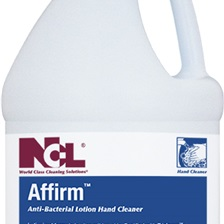 AFFIRM Anti-Bacterial Lotion Hand Cleaner, 1 gal
