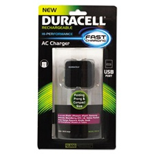 Duracell® Wall Charger for USB Devices, 1 USB Port