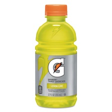 Gatorade® G-Series Perform 02 Thirst Quencher, Lemon-Lime, 12 oz Bottle
