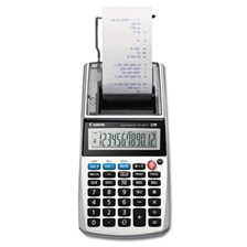 Canon® P1-DHV 12-Digit Palm Printing Calculator, Purple Print, 2 Lines/Sec