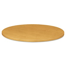 "HON® 10500 Series Round Table Top, 42"" Diameter, Harvest"