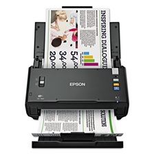 Epson® WorkForce DS-560, 600 x 600 dpi, Black