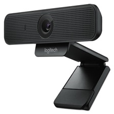 Logitech® C925e Webcam, 1080p, Black