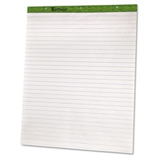 Ampad® Flip Charts, 1 Ruled, 27 x 34, White, 50 Sheets, 2/Pack