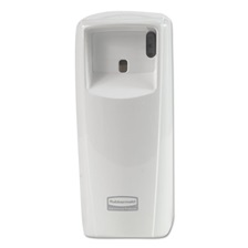 Rubbermaid® Commercial Standard LCD Aerosol System, White, 3.9 x 4.1 x 9.2