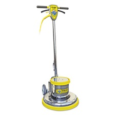 "Mercury Floor Machines PRO-175-15 Floor Machine, 1.5 HP, 175 RPM, 14"" Brush Diameter"