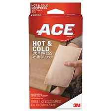 ACE™ Reusable Cold/Hot Compress, 4 x 10