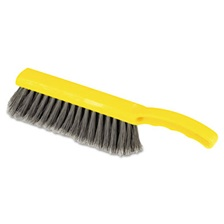 "Rubbermaid® Commercial Countertop Brush, Silver, 12 1/2"" Brush"