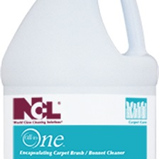 ALL-IN-ONE™  Encapsulating Carpet Brush / Bonnet Cleaner, 1 gal
