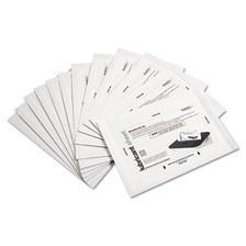 GoECOlife™ Shredder Lubricant Sheets, 8 1/2 x 5 1/2, 24/Pack