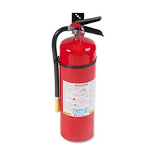 Kidde ProLine Pro 10MP Fire Extinguisher, 4 A, 60 B:C, 195psi, 19.52h x 5.21 dia, 10lb